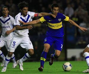 Boca no pudo con Vélez y Newell's es el único líder en el Clausura