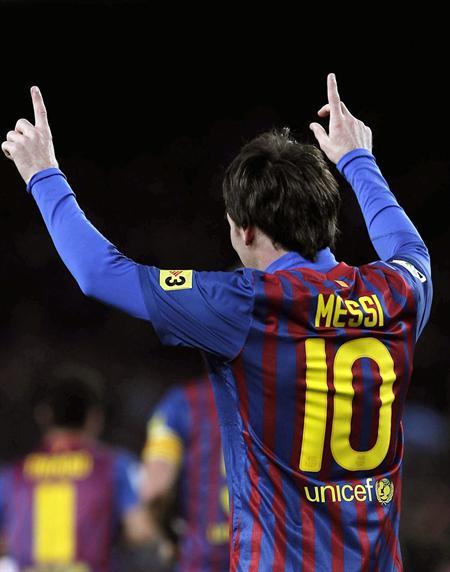 Leo Messi (FC Barcelona). Foto: EFE