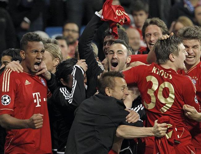 Bayern München. Foto: EFE