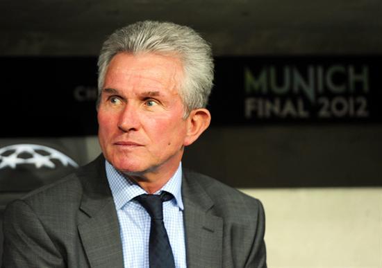 El entrenador alemán del Bayern de Múnich Jupp Heynckes durante la final de la Liga de Campeones. Foto: EFE