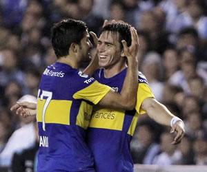 Boca vuelve a mandar en el Clausura al vencer a Racing en el Cilindro