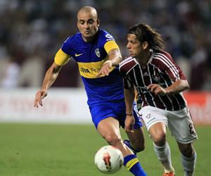 Boca recupera a Silva y descarta a Somoza para partido de vuelta