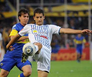 Boca defiende el liderato del Clausura ante Godoy Cruz