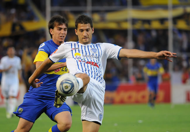Boca espera a Godoy en juego por la fecha 16 del Clausura. Foto: EFE
