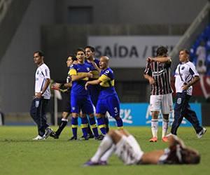 Boca jugará con la U de Chile mientras que Vélez cayó ante Santos
