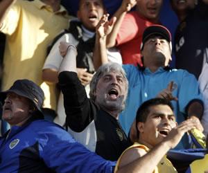 La violencia, un flagelo que se potencia en el fútbol argentino