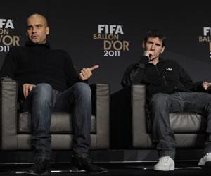 Leo Messi no esperaba el adiós de Guardiola