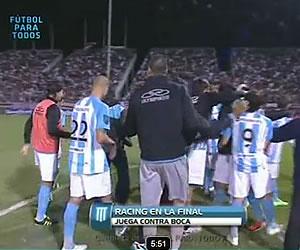 River claudica ante Racing que jugará la final de la Copa Argentina
