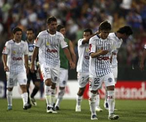 CD Godoy Cruz 2-1 Belgrano de Córdoba. Foto: EFE
