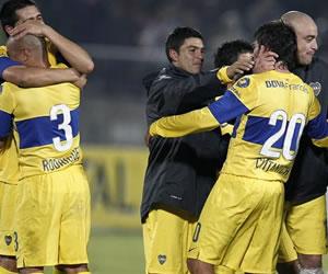 Boca volvió a la Argentina con varias incertidumbres