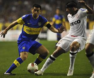 Boca visita a Corinthians en el último capítulo de la Libertadores