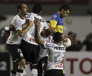 Corinthians derrotó a Boca y se coronó campeón de la Libertadores