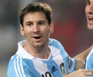 Messi destaca que lo positivo para Argentina fue 'no haber perdido' ante Perú