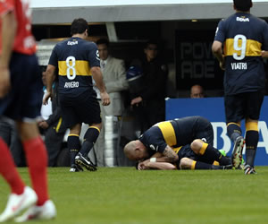 Boca terminó liderando luego de un cierre de fecha sin goles