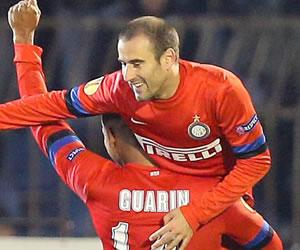Rodrigo Palacio fue convocado para sustituir a Higuaín
