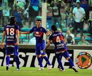 Tigre vence a Cerro Porteño y logra una clasificación histórica