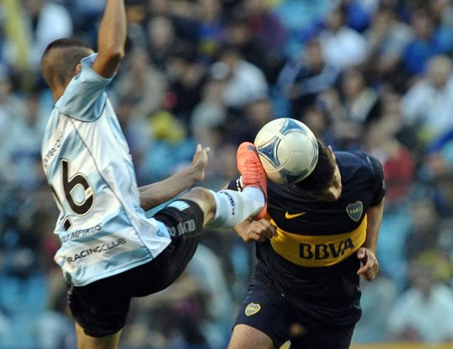 Boca Juniors vence a Racing y se acerca a la Copa Libertadores