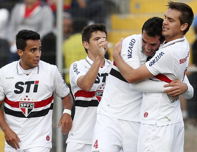 Sao Paulo espera mantener su condición de invicto para llegar a la final