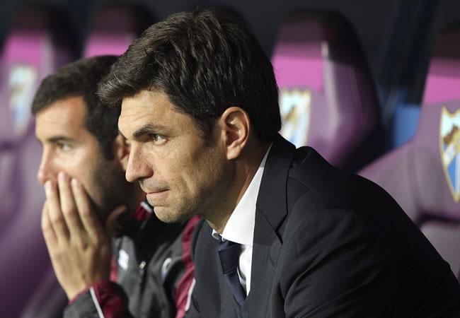 El DT argentino del Valencia Mauricio Pellegrino. Foto: EFE
