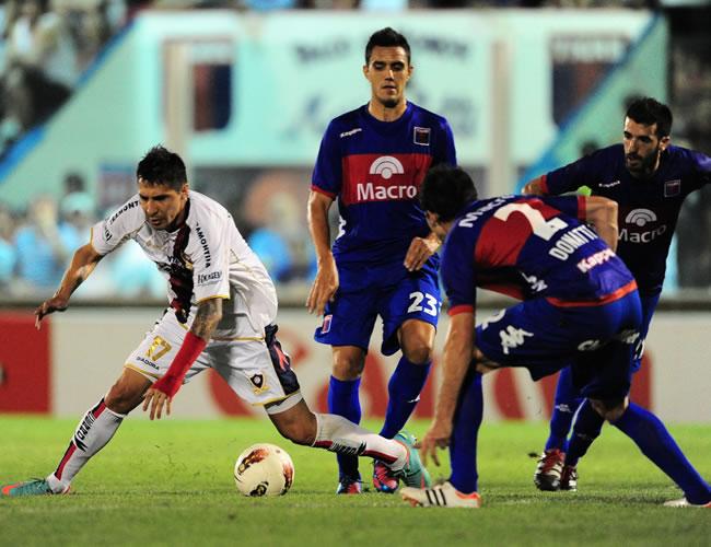 Tigre quiere recibir en su estadio a Sao Paulo en la final de la Sudamericana