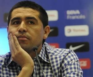 Riquelme aconseja a Tigre que reciba a Sao Paulo en La Bombonera