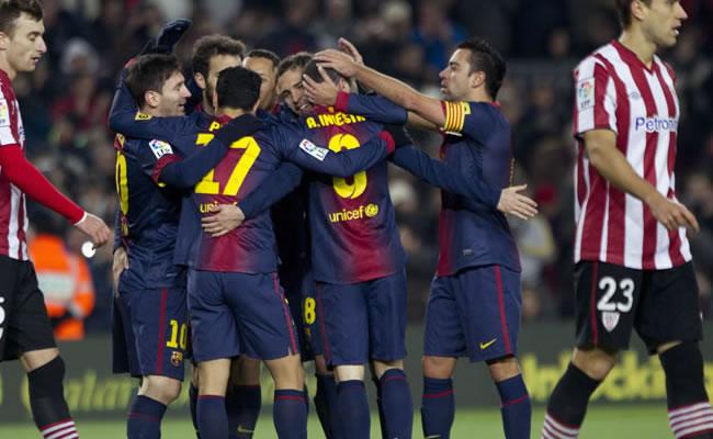 El próximo desafío del espectacular Barcelona de Tito Vilanova y Messi
