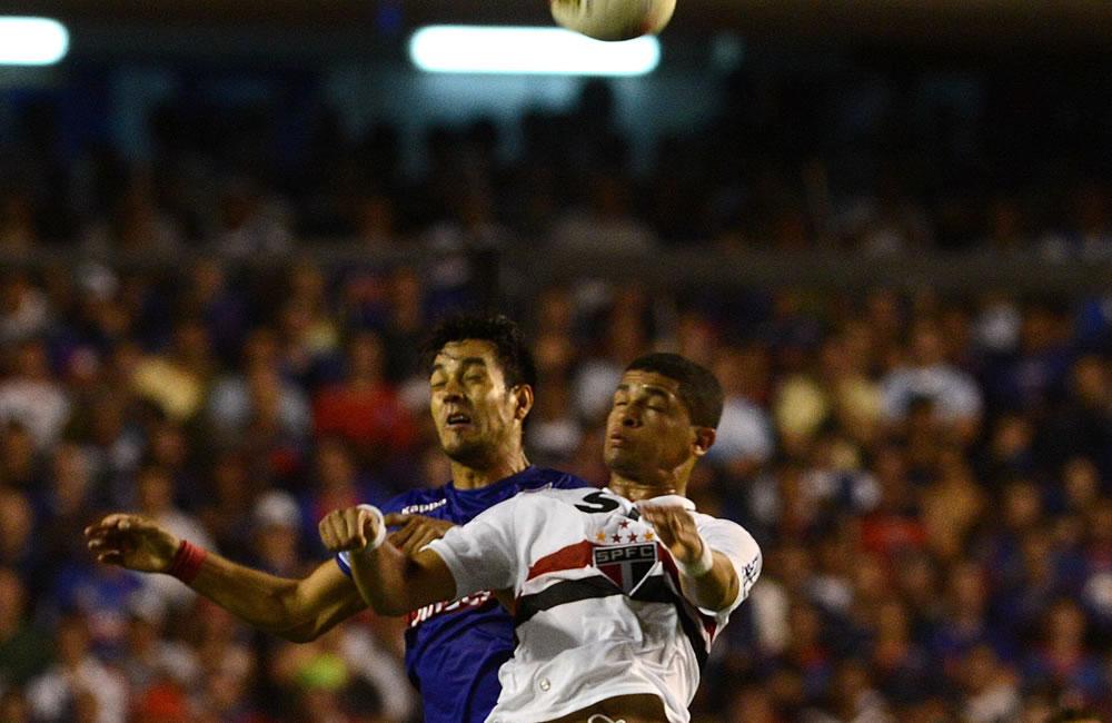 Tigre empató con Sao Paulo y tendrá que buscar en el Morumbí una hazaña