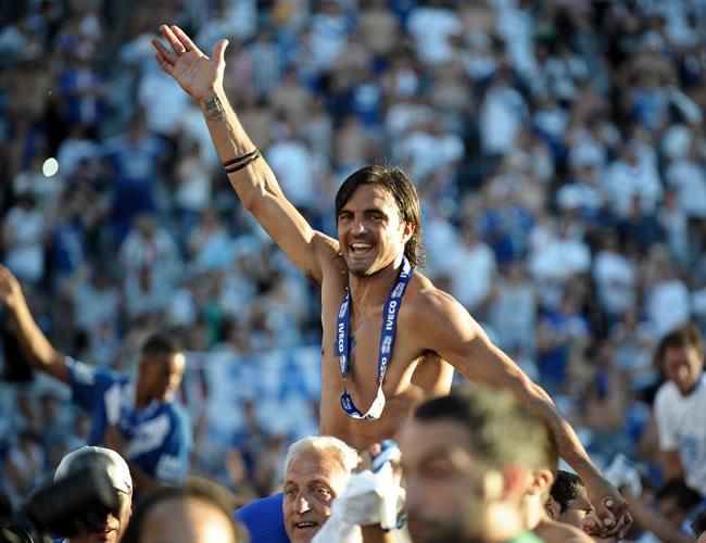 Vélez celebra la obtención del título con un triunfo en el cierre de la Liga