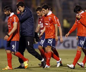 Se cierra el peor año en la historia de Independiente de Avellaneda