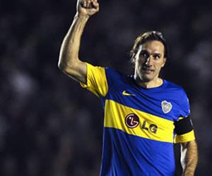 Schiavi cuelga las botas en Boca Juniors pero antes jugará en China