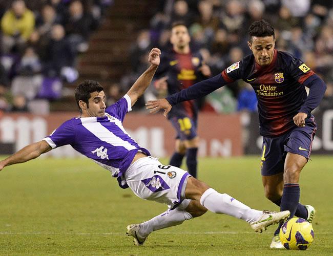 Barcelona y Messi le regalan otra victoria a Vilanova