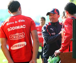 Sampaoli asegura que Chile jugará 'como la U'