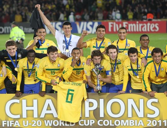 Brasil Sub 20: Todos Contra La Hegemonía De Brasil En El Sudamericano Sub-20
