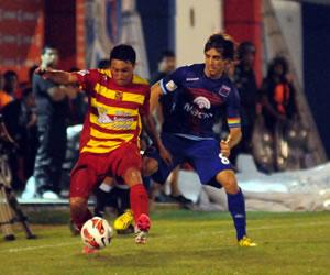 Tigre se llevó un susto pero dio dos zarpazos al Deportivo Anzoátegui