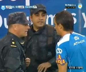 Un muerto en violentos incidentes en el estadio Único de La Plata