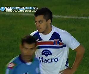 En el inicio de la fecha Tigre empató con Belgrano en Victoria