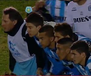 Racing Club de Avellaneda 3-0 CA Unión de Santa Fe
