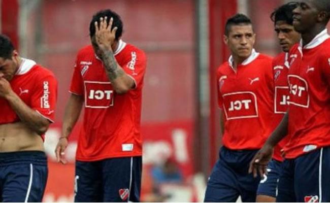 Independiente se despide de la Primera División con un empate ante Colón