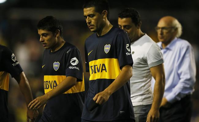 Boca Juniors evita el último puesto de la Liga con un empate