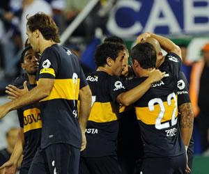 Godoy Cruz igualó con Boca Juniors