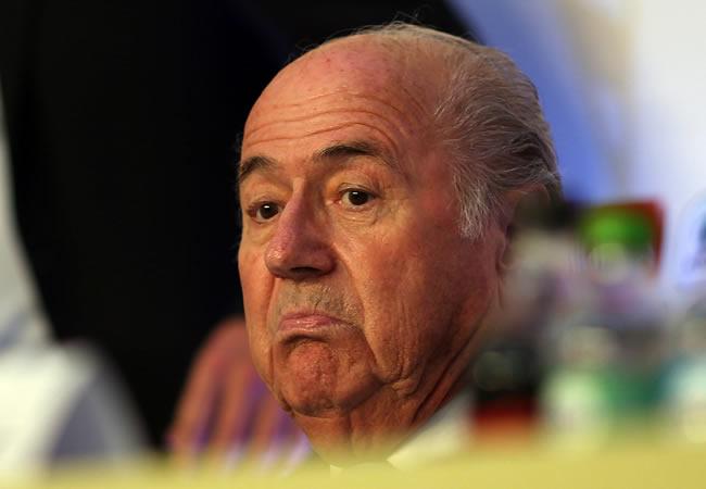 Blatter considera la copa como un éxito pese a las protestas