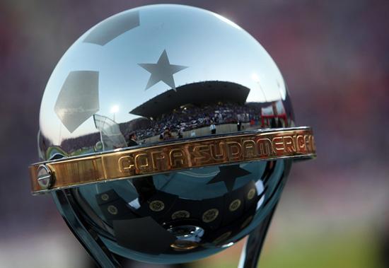 Total es el nuevo patrocinador de la Copa Sudamericana