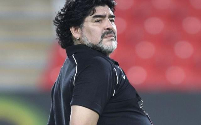 Maradona dice que