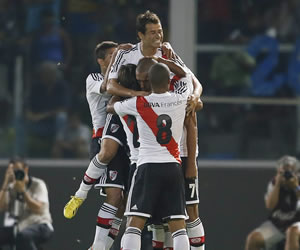 San Lorenzo pierde en casa ante River Plate