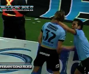 Belgrano y Lanús golearon en el inicio de la fecha