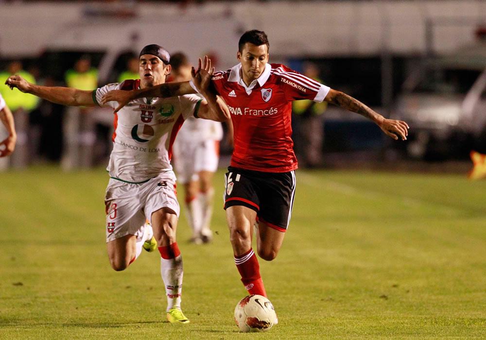 River Plate pone en juego su futuro continental ante Liga de Loja