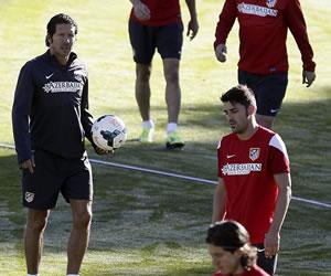 El Atlético busca seguir sumando ante el Celta tras el espaldarazo del derbi