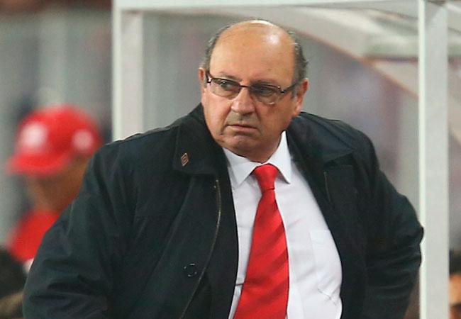 Sergio Markarian entrenador de Perú. Foto: EFE