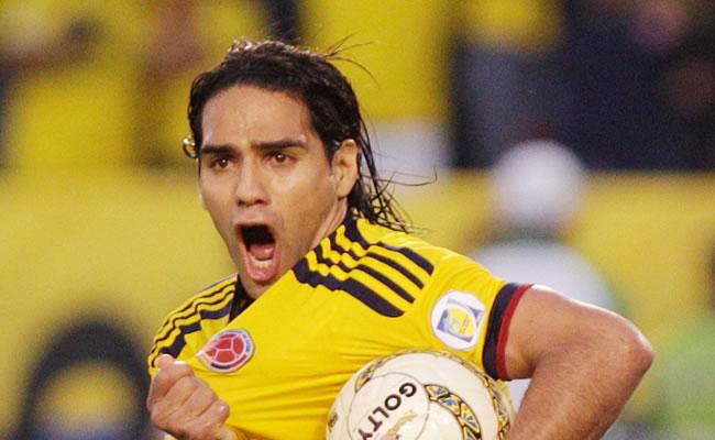 Falcao espera que Colombia sea protagonista en Brasil pero sin triunfalismo. Foto: EFE