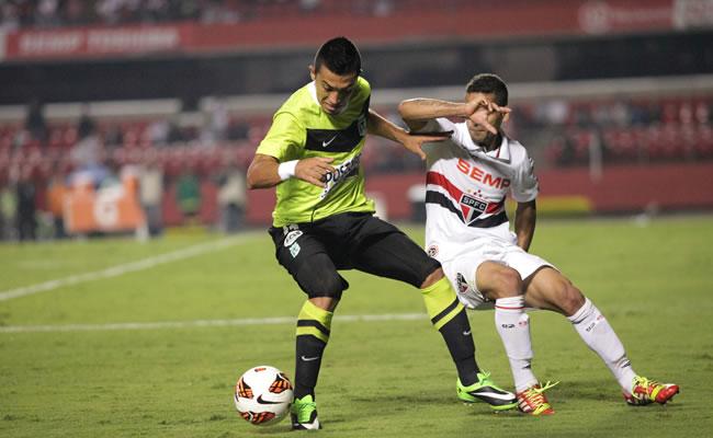 Nacional y Sao Paulo buscan un puesto en las semifinales de la Sudamericana